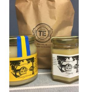 Förskylnings te-box med Svensk honung